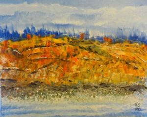 Lars-af-Sillen-klippa-olja-agg-landskap-konst