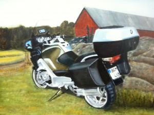 Lars-af-Sillen-mc-olja-r1200rt-motorcykel-bmw-konst